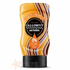 CALLOWFIT SALTY CARAMEL SAUCE 300 ML