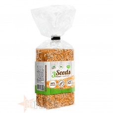 DAILY LIFE 3SEEDS PROTEIN CRISPBREAD 100 GR