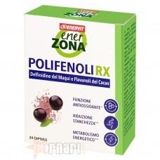 ENERZONA POLIFENOLI RX 24 CPS