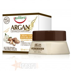 EQUILIBRA ARGAN CREMA VISO ANTI-RUGHE 50 ML