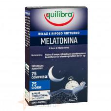 EQUILIBRA MELATONINA 75 CPR