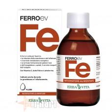 ERBA VITA FERRO EV FLUIDO 250 ML