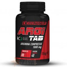 EUROSUP ARGI TAB - ARGININA COMPRESSE 80 CPR