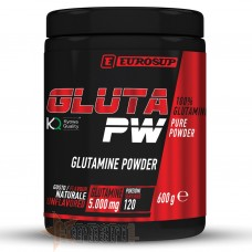 EUROSUP GLUTA PW - GLUTAMINE POWDER 600 GR