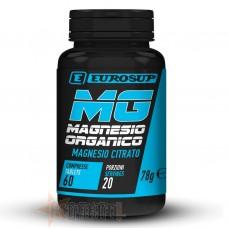 EUROSUP MG - MAGNESIO ORGANICO 60 CPR