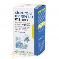 FARMADERBE CLORURO DI MAGNESIO MARINO 90 CPR
