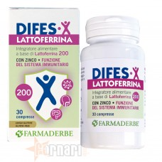 FARMADERBE DIFES-X LATTOFERRINA 30 CPR