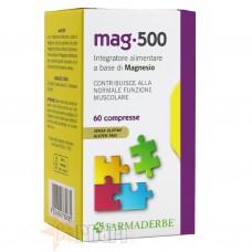 FARMADERBE MAG 500 60 CPR