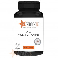 FORNARI SPORT A-Z MULTI-VITAMINS 60 CPR