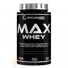 GALVANIZE NUTRITION MAX WHEY 900 GR