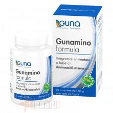 GUNA GUNAMINOFORMULA 50 CPR