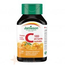 JAMIESON C1000 MASTICABILE 120 CPR