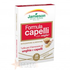 JAMIESON FORMULA CAPELLI 20 PERLE