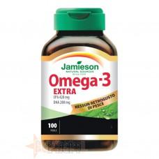 JAMIESON OMEGA-3 EXTRA 100 PERLE