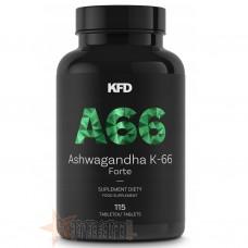 KFD A66 ASHWAGANDHA K-66 FORTE 115 TAV