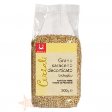 KI GROUP KI GRANO SARACENO DECORTICATO BIOLOGICO 500 GR