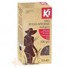 KI GROUP KI RISO ROSSO INTEGRALE BIOLOGICO 500 GR