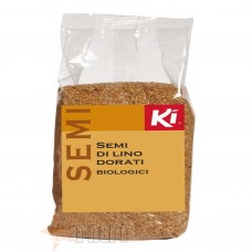 KI GROUP KI SEMI DI LINO DORATI BIOLOGICI 250 GR