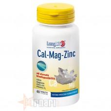 LONG LIFE CAL-MAG-ZINC 60 TAV