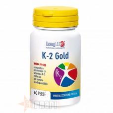 LONG LIFE K-2 GOLD 60 PERLE