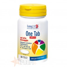 LONG LIFE ONE TAB COMPLETE 30 TAV