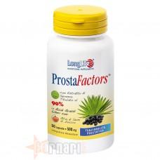 LONG LIFE PROSTAFACTORS 60 CPS
