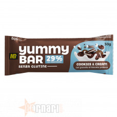 MG FOOD YUMMY BAR 30 GR