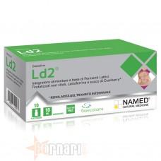 NAMED DISBIOLINE LD2 10 FLACONCINI