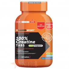 NAMED SPORT 100% CREATINE TABS 120 CPR