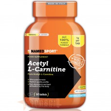 NAMED SPORT ACETYL L-CARNITINE 60 CPR