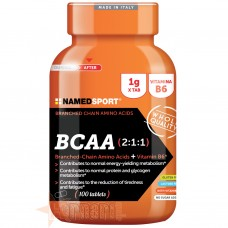 NAMED SPORT BCAA 2:1:1 100 CPR