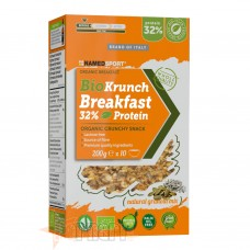 NAMED SPORT BIOKRUNCH BREAKFAST 32% PROTEIN 200 GR