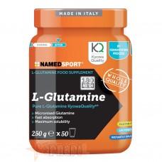 NAMED SPORT L-GLUTAMINE 250 GR