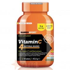 NAMED SPORT VITAMIN C 4NATURAL BLEND 90 CPR