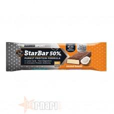 NAMED STAR BAR 50% PROTEIN 50 GR