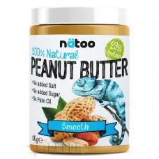 NATOO 100% NATURAL PEANUT BUTTER SMOOTH 1 KG