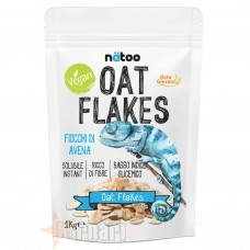 NATOO OAT FLAKES 1 KG