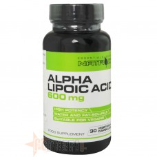 NATROID ALPHA LIPOIC ACID 600mg 30 CPS