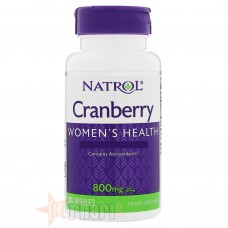 NATROL CRANBERRY 30 CPS