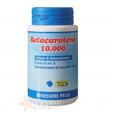 NATURAL POINT BETACAROTENE 10.000 80 PERLE