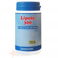 NATURAL POINT LIPOIC 300 50 CPS