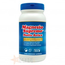 NATURAL POINT MAGNESIO SUPREMO NOTTE RELAX 150 GR