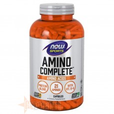 NOW FOODS AMINO COMPLETE 120 CPS
