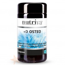 NUTRIVA +D OSTEO 50 CPR