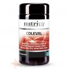 NUTRIVA COLEVAL 60 CPR