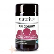 NUTRIVA FLU GONIUM 30 CPR