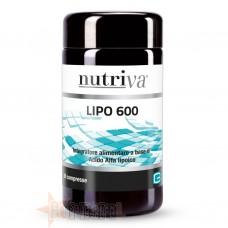 NUTRIVA LIPO 600 30 CPR