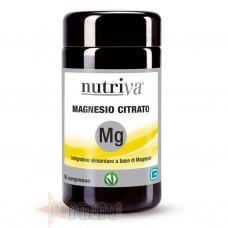 NUTRIVA MAGNESIO CITRATO 50 CPR
