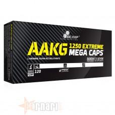 OLIMP AAKG 1250 MEGA CAPS 120 CPS