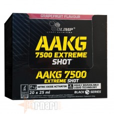 OLIMP AAKG 7500 EXTREME SHOT 20 X 25 ML